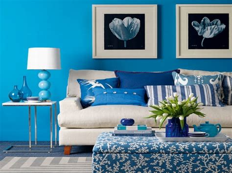 home decorating ideas color schemes sky blue color for living room home combo