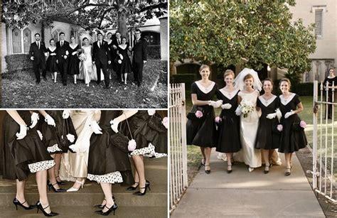 oh so vintage 1950 s wedding 1950 s inspired wedding wedding 50s