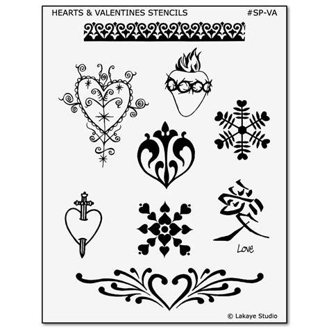 Printable Henna Stencils