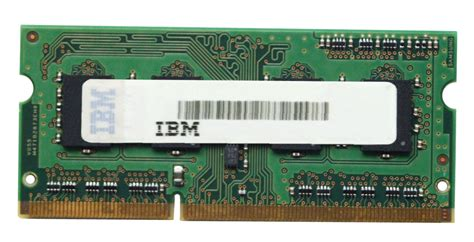 Memory Laptop Ddr3 1gb Pc10600 Mrk Vgen Time Warranty 55y4416 ibm 2gb sodimm pc10600 memory
