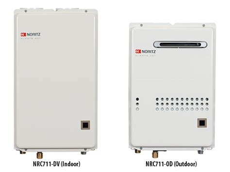 noritz tankless water heater problems