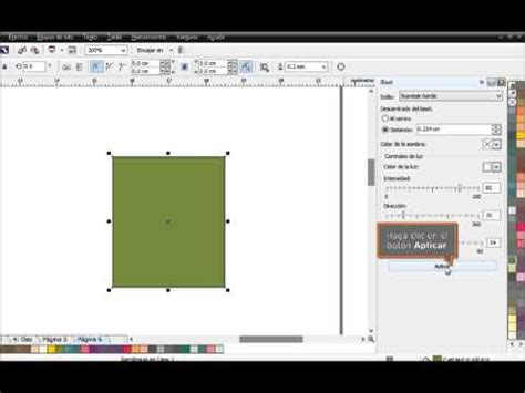 corel draw x6 not responding corel draw x6 efectos bisel youtube