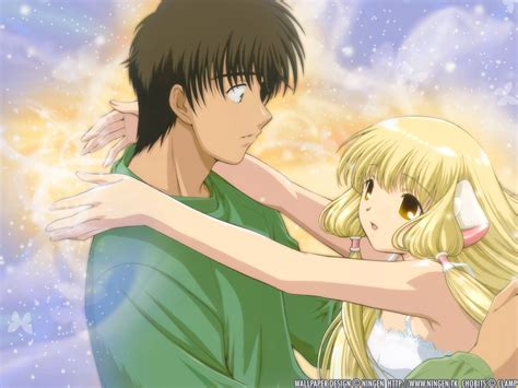guys please give me some suggestion for anime that rated under 14 chobits anime guys yes please with a cherry on top