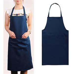 Kitchen Aprons Restaurant Home Kitchen Craft Work Commercial Kit Apron