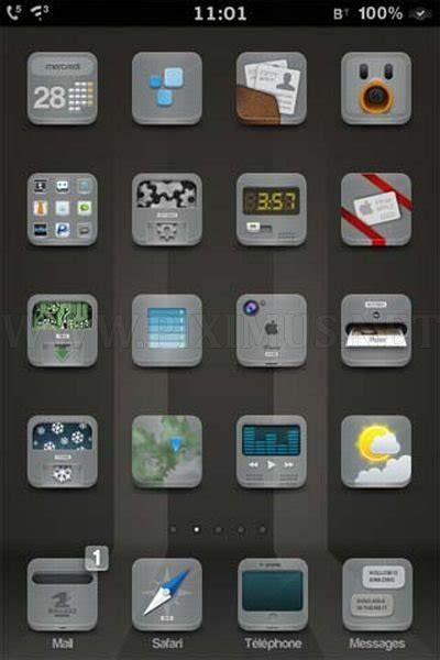 best themes for iphone 4 best iphone 4 themes others