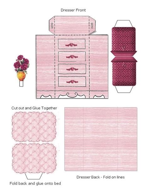 free printable dollhouse furniture found on blackwidow12