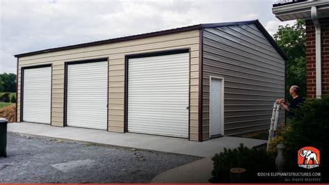 metal carports garages