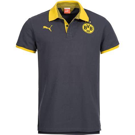 Kaos Tshirt Dortmund Grey bvb 09 borussia dortmund t7 polo shirt fanshirt polo shirt 128 3xl new ebay