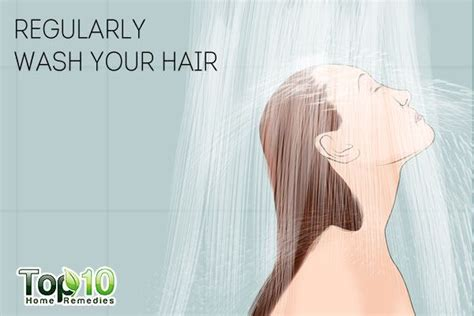 How To Wash Your Hair Less Frequently by 10 Tips To Prevent And Treat Dandruff This Winter Top 10