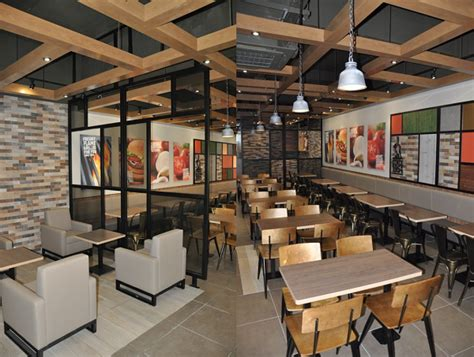 Vintage Kitchen Island Ideas burger king introduces new restaurant design in uk