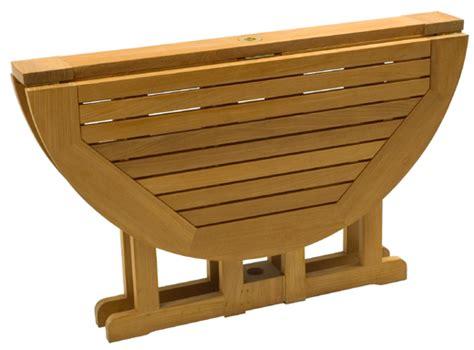 barbuda teak folding 4 foot diameter round table modern barbuda 4ft 48in diameter round teak folding patio