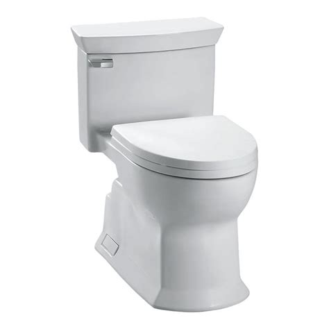 Closet Toto by Toto Ms964214cefg One Eco Soiree Elongated Toilet