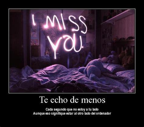imagenes amor te echo de menos te echo de menos