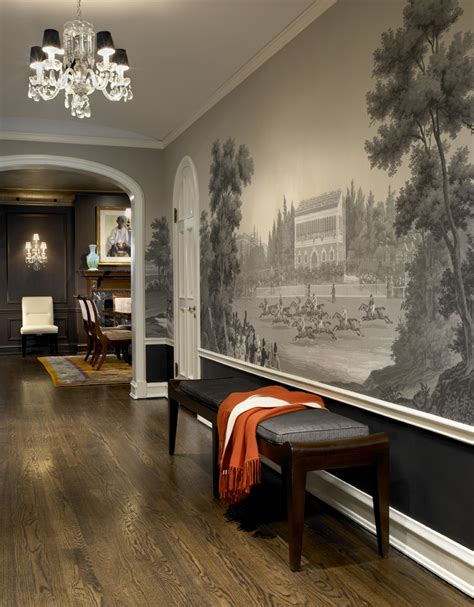 wall designs for hall hall makeover with fabulous wallpaper designs
