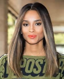 hairstyles with color for black 20 hottest new highlights for black hair popular haircuts