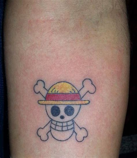 one piece tattoo one by rorschach on deviantart