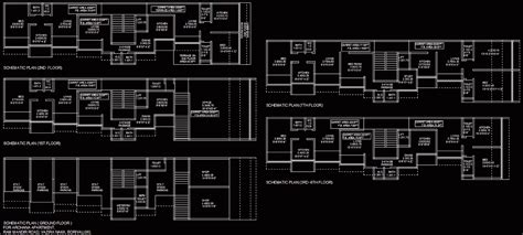 dwg format apa designer world 7th floor apartment plan dwg layout