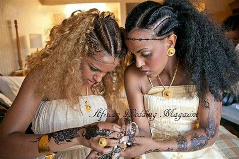 wedding hair braid ethiopyan still habesha bridal braids even the quot headband quot is their