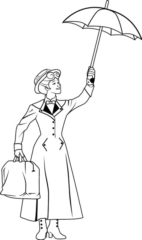 Poppins Coloring Pages Mary Poppins Coloring Pages Coloring Page Co Disney by Poppins Coloring Pages