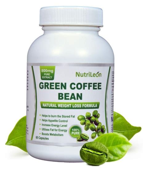 Green Coffee Bean nutriloen green coffee bean extract for weight loss
