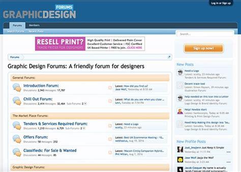 graphic design indonesia forum 20 best popular forums for web designers design posts