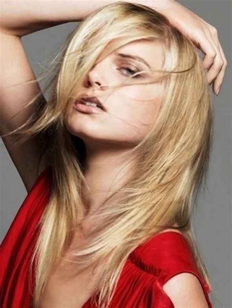 Long Choppy Layered Hairstyle   All Things Hair   Pinterest   Long choppy hairstyles, Hair