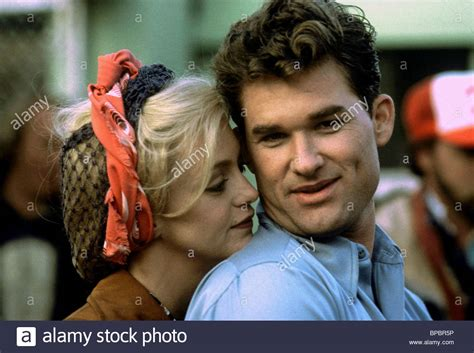 swing shift movie goldie hawn kurt russell swing shift 1984 stock photo