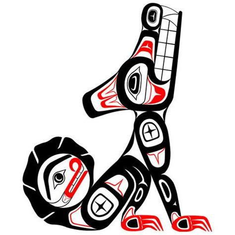 tribal tattoos vancouver 155 best totem pole design images on