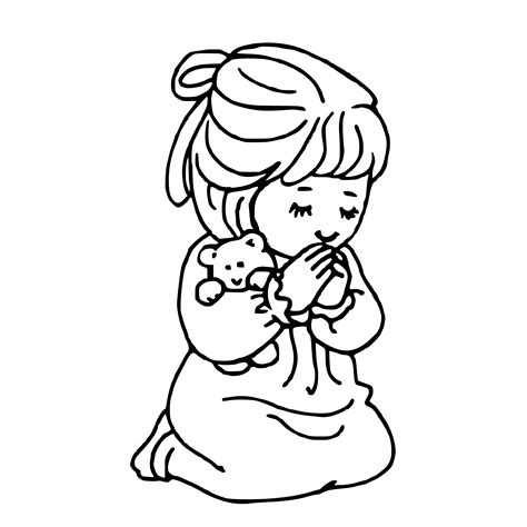 lds coloring pages family prayer lds prayer clipart clipart panda free clipart images