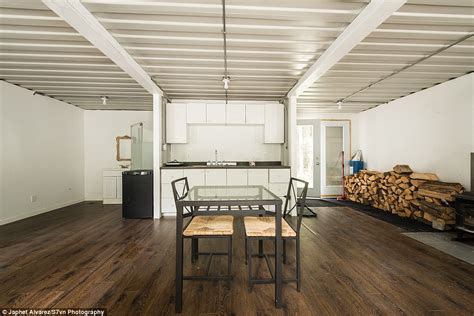 container homes interior the canadian self sufficient home built inside a set of