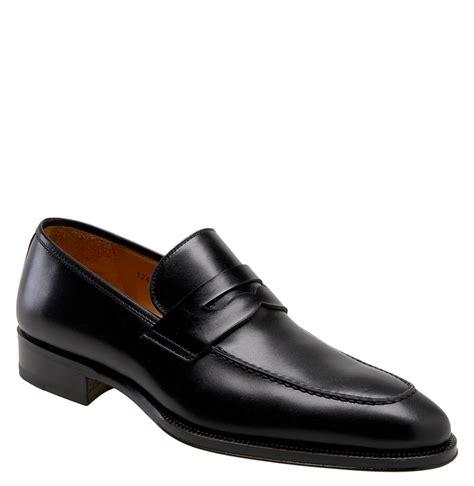 magnanni loafer magnanni blas loafer in black for lyst