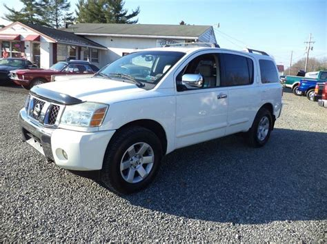nissan armada for sale in pa 2004 nissan armada for sale carsforsale
