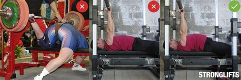 how to use a bench press how to bench press with proper form the definitive guide