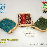 Dompet Hp Kecil Bunga Dannis souvenir dompet batik rit besar souvenir pernikahan