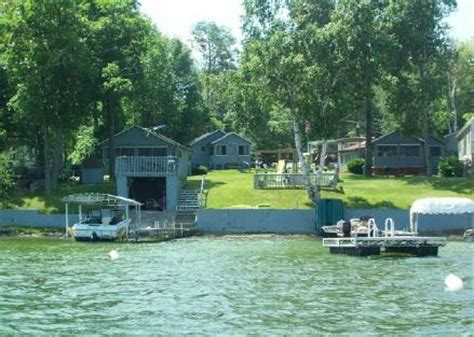 Hubbards Cottage Rentals hubbard lake michigan fishing west wind cottages lodging getaways