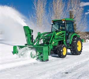 Frontier announces new tractor mounted snow blowers