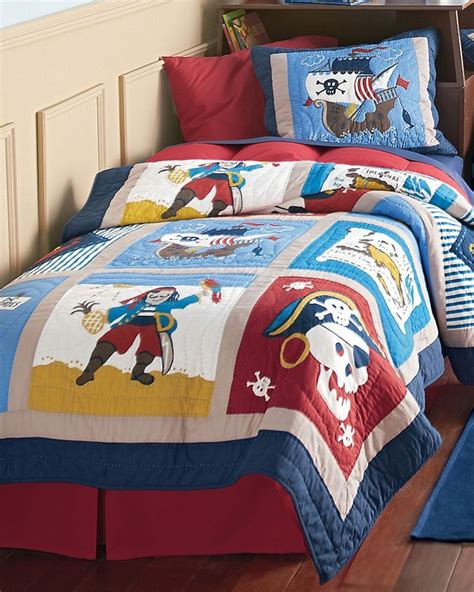 pirate bedding pirate theme bedding for tucker pinterest