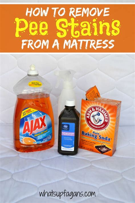 How To Get Rid Of Stains On Mattress by Best 25 Stains Ideas On Mattress Stain