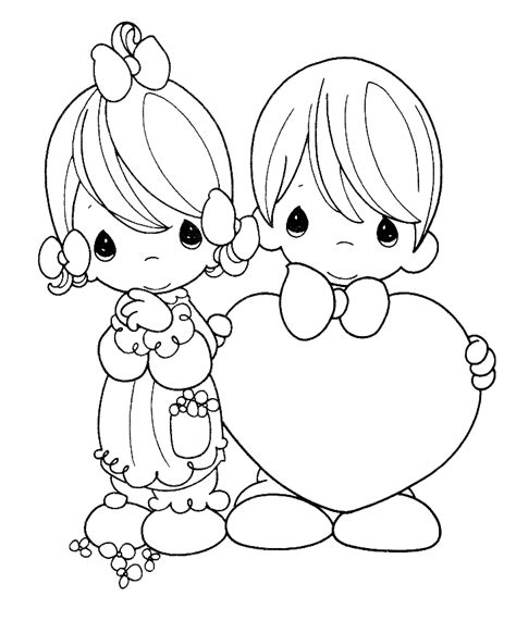 Coloring Pages Precious Moments Printable | free printable precious moments coloring pages for kids