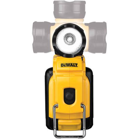 dewalt led portable work light dewalt dcl510 12v max cordless led work light