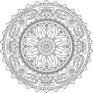 mandala meditation coloring book sterling ethos mandala meditation coloring book by sterling publishing co