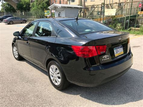 2013 kia forte ex 54k black clean factory