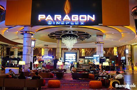 cineplex grand paragon paragon cineplex gobangkok asia