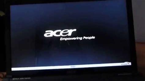 Acer Aspire 4535 by Acer Aspire 4535 อาการเส ย จอฟ าแล วร สตาร ท