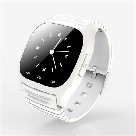Smartwatch M26 For Android Ios Murah 2 m26 bluetooth smart with led display alarm pedometer for android ios