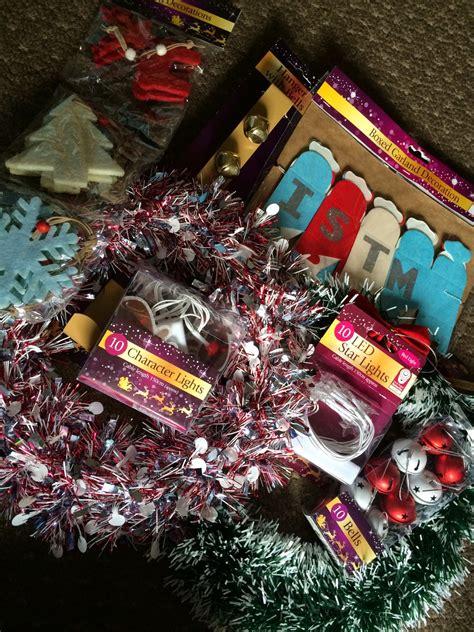 have yourself a poundland christmas