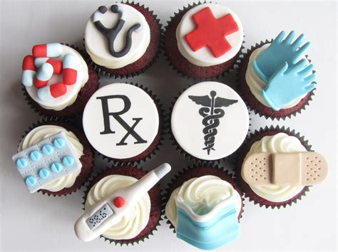 Nursing Cupcake Decorations by 13 Cupcakes We All Should Try Positivemed
