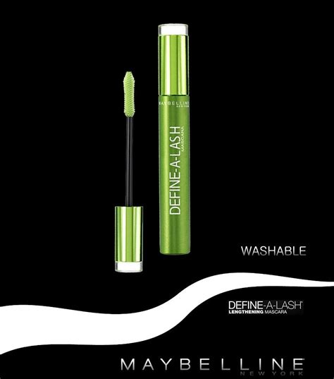 Maybelline Define A Lash Washable Lengthening Mascara Expert Review by Buy Maybelline Define A Lash Lengthening Mascara