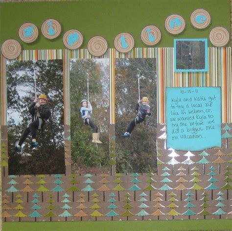 layout zip scrapbooking layout zip line 15 minute scrapbooker