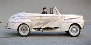 White Grease Lighting Car The Of A Legend Greased Lightning Triboro Youth